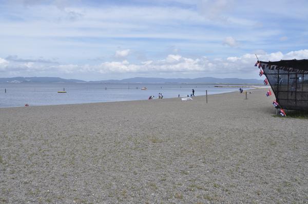 白谷海水浴場 image