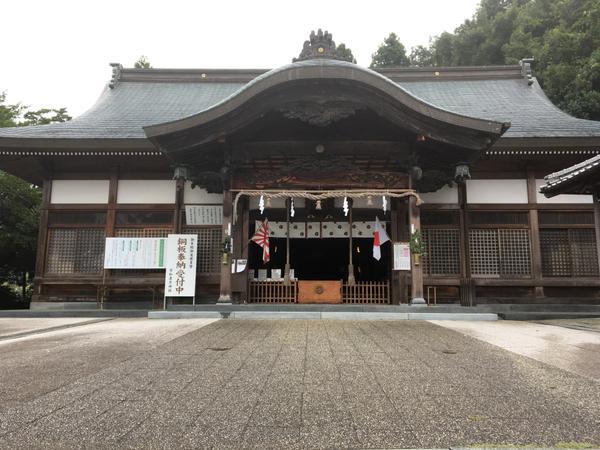 宇和津彦神社 image