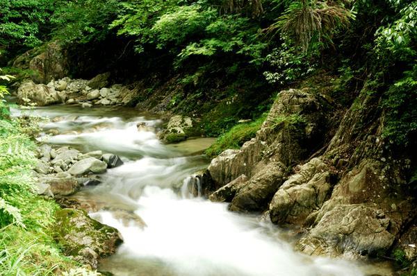 鈍川渓谷 image