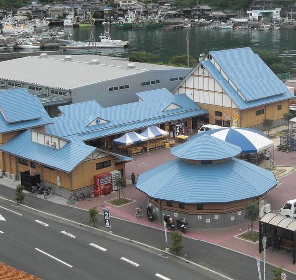 みかめ海の駅「潮彩館」 image