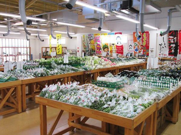 นิจิโนะนากะ (ศูนย์จำหน่ายสินค้าเกษตรกรของ JA ฮิตาจิ) image