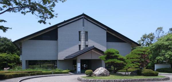 日本現代詩歌文学館 image