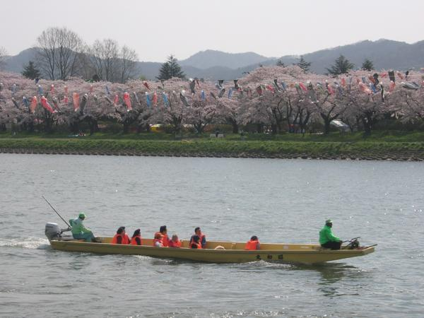 北上川遊覧船 image