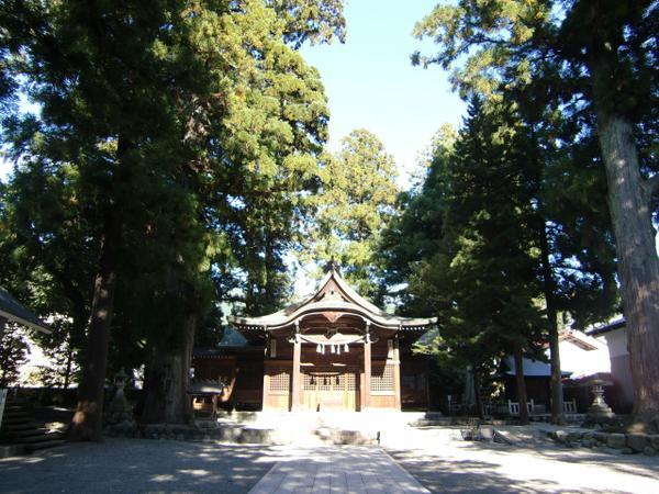 森水無八幡神社 image