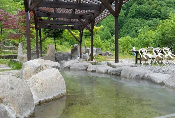 Shirakaba-daira Station Footbath image