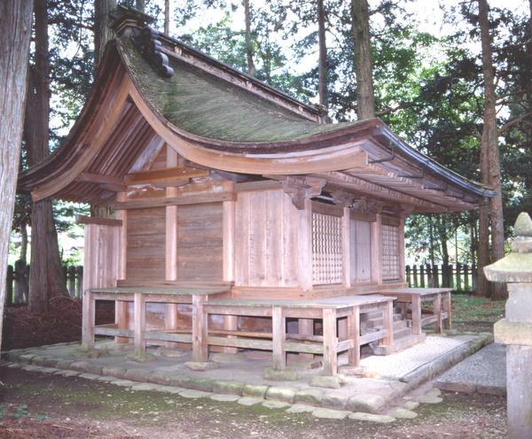 荒城神社 image