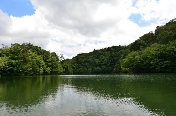 水嶺湖(打上調整池) image
