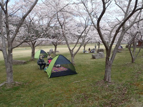 七ケ宿ダム自然休養公園 image