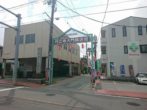 月江寺通り image