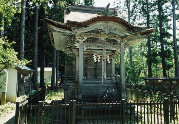 神明社観音堂 image