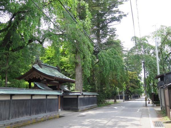 田町武家屋敷通り image