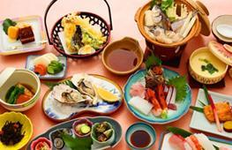 SADO二ツ亀ビューホテル レストランサンセット image