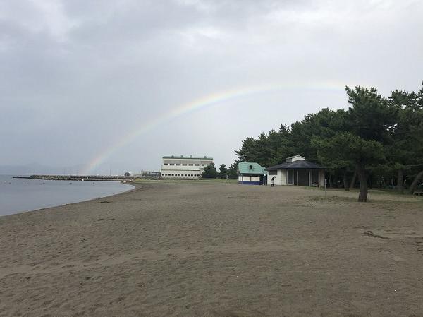 合浦公園海水浴場 image