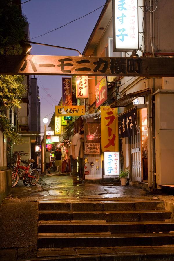 ハーモニカ横町 image