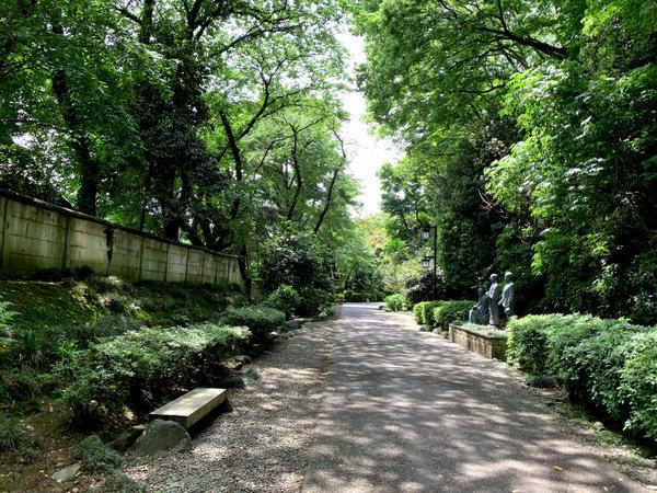 外濠公園(白鳥路) image