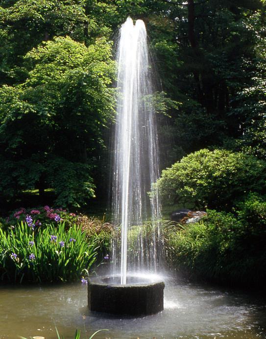 噴水 image