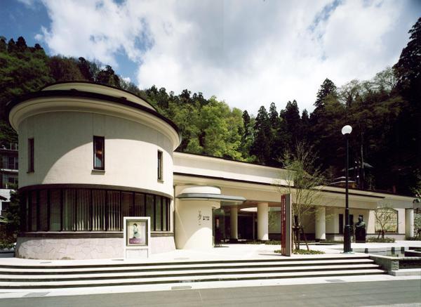 Kanazawa Yuwaku Yumeji-kan Museum image