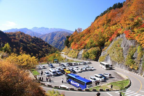 栂の木台駐車場(白山白川郷ホワイトロード) image