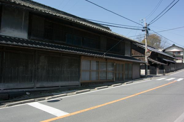 中山道八幡宿 image