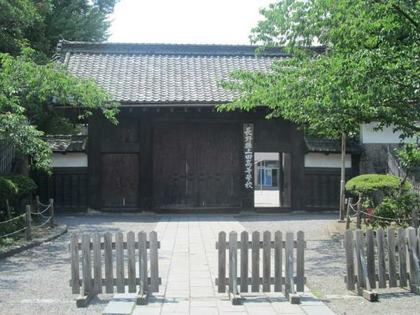 上田藩主居館跡(上田高等学校) image