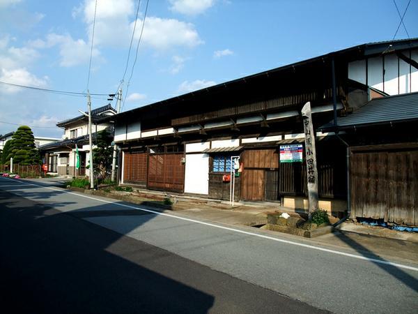 中山道小田井宿 image