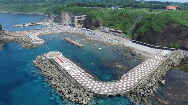 元和台海浜公園「海のプール」 image