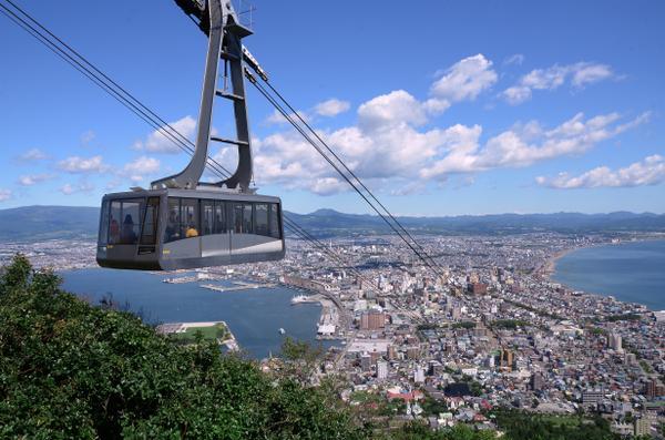 函館山ロープウェイ image