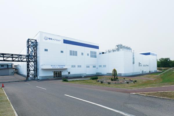 雪印メグミルク なかしべつ工場(見学) image
