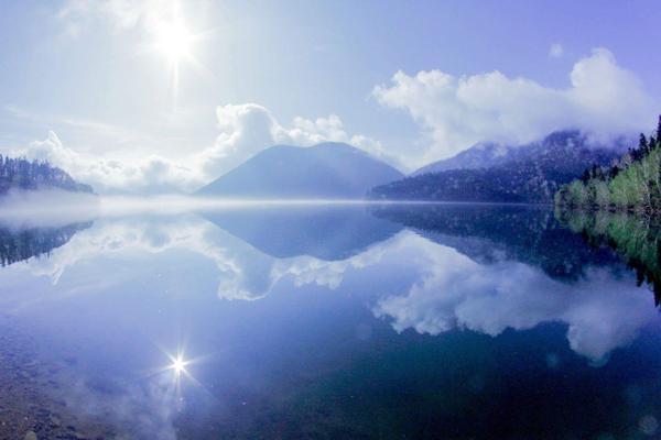 ทะเลสาบชิการิเบ็ตสึ image