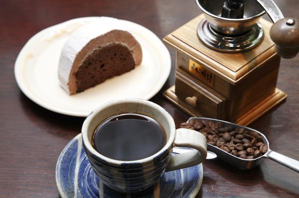 ร้านกาแฟ โมริ-โนะ-โทเก image
