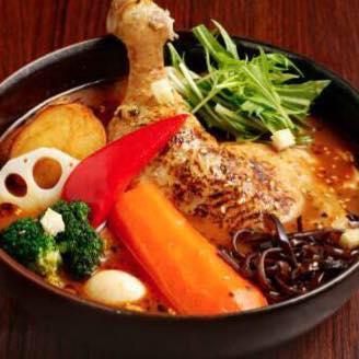 スープカレー GARAKU(ガラク) image