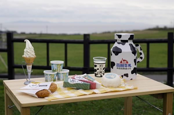 하코다테 우유 아이스118 image