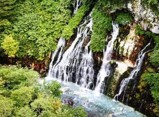 白ひげの滝 image