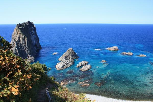 島武意海岸 image