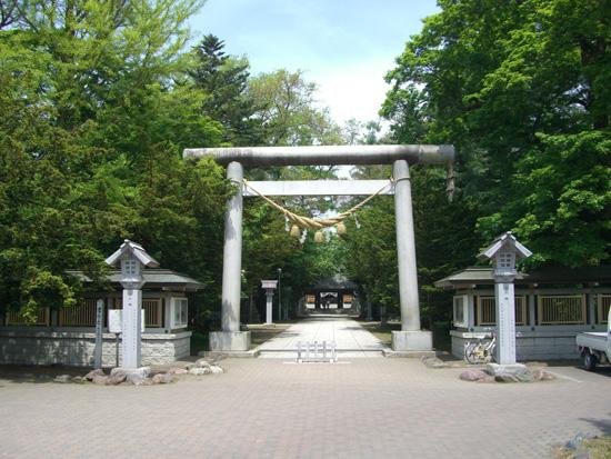 帯廣神社 image