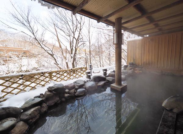 定山渓温泉 image