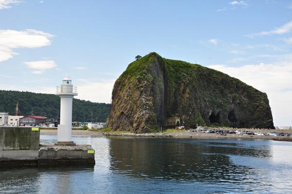 オロンコ岩 image