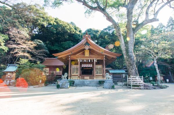 竈門神社 image