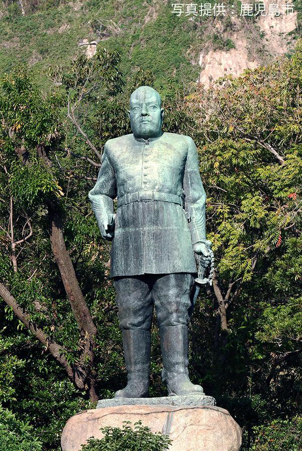 西郷隆盛銅像 image
