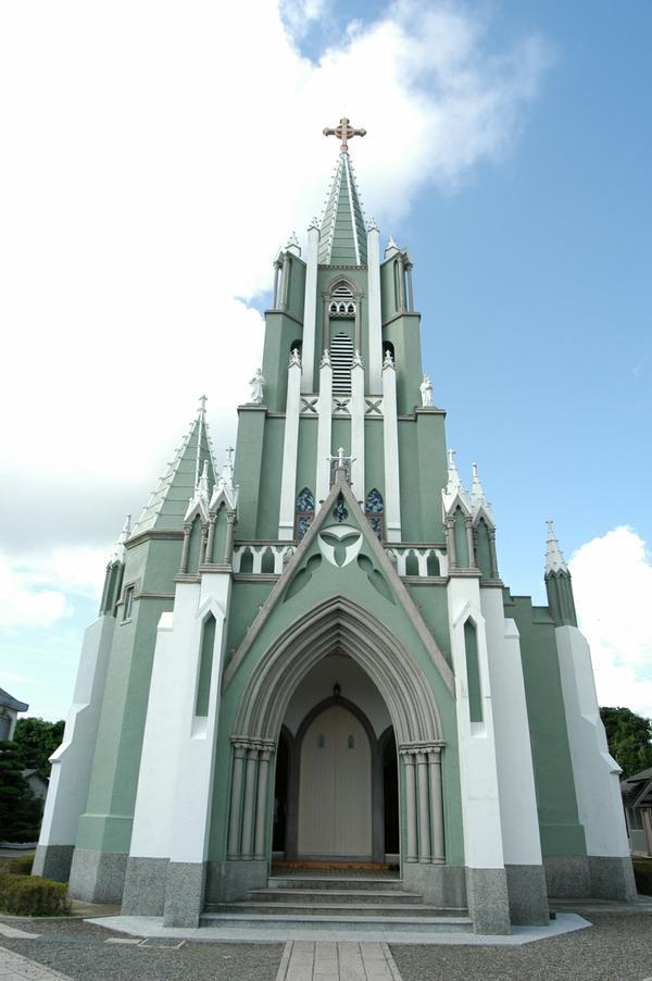 平戸ザビエル記念教会 image