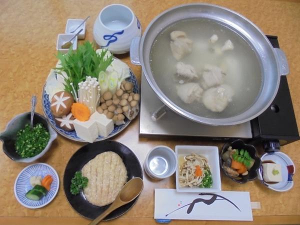 水たき元祖 水月 image