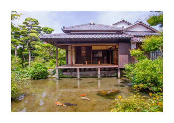 湧水庭園「四明荘」 image