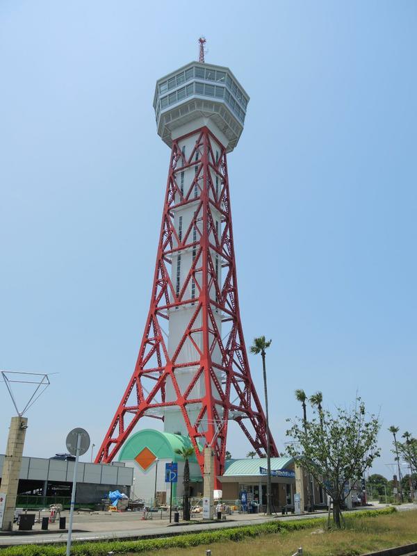 博多ポートタワー image