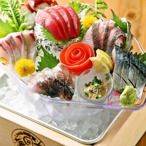 魚と野菜 藁焼きと炉端 海風土 image