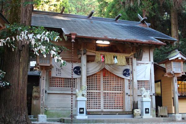 荒立神社 image