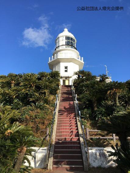 都井岬灯台 image