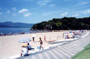 イマリンビーチ(伊万里人工海浜公園) image