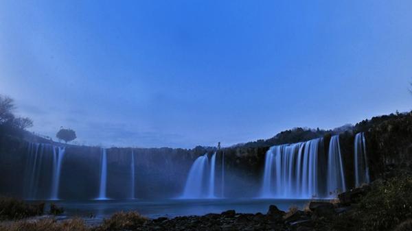 原尻の滝 image