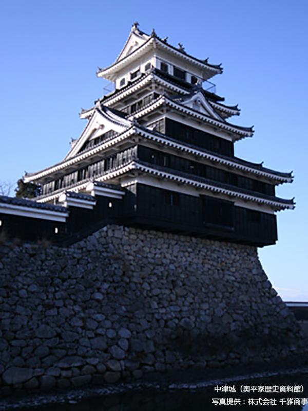 나카쓰죠 성(오쿠다이라가 역사자료관) image