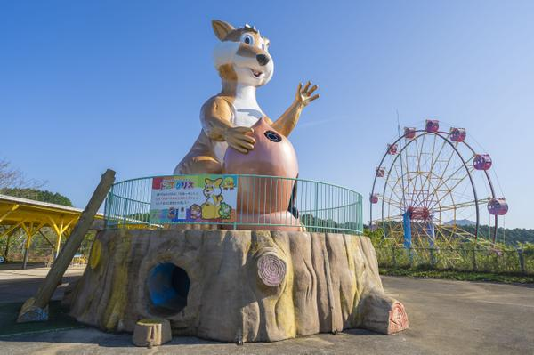 森とリスの遊園地 メルヘン村 image